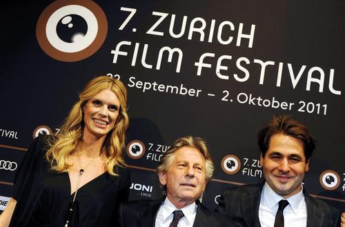 Roman Polański odebrał nagrodę na festiwalu w Zurychu