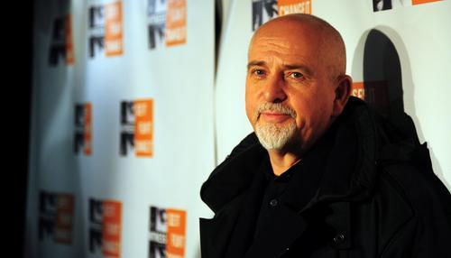 Peter Gabriel: jestem artystąpowolnym, ale szczęśliwym