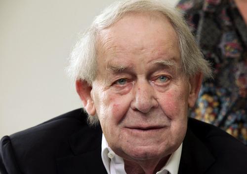 Pisarz Siegfried Lenz w Polsce; będzie honorowym obywatelemEłku