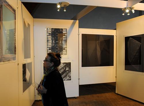 Współczesna grafika na Międzynarodowym Triennale IMPRINT w Warszawie