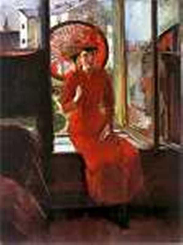 Olga Boznańska, czyli o obrazach smutkiem malowanych