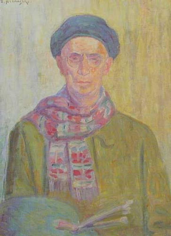 Zbigniew Pronaszko,czyli o znakomitym malarzu i słynnym rzeźbiarzu słów kilka