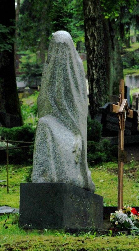 Cmentarz wojskowy w Wilnie na Antokolu (Antakalnio)