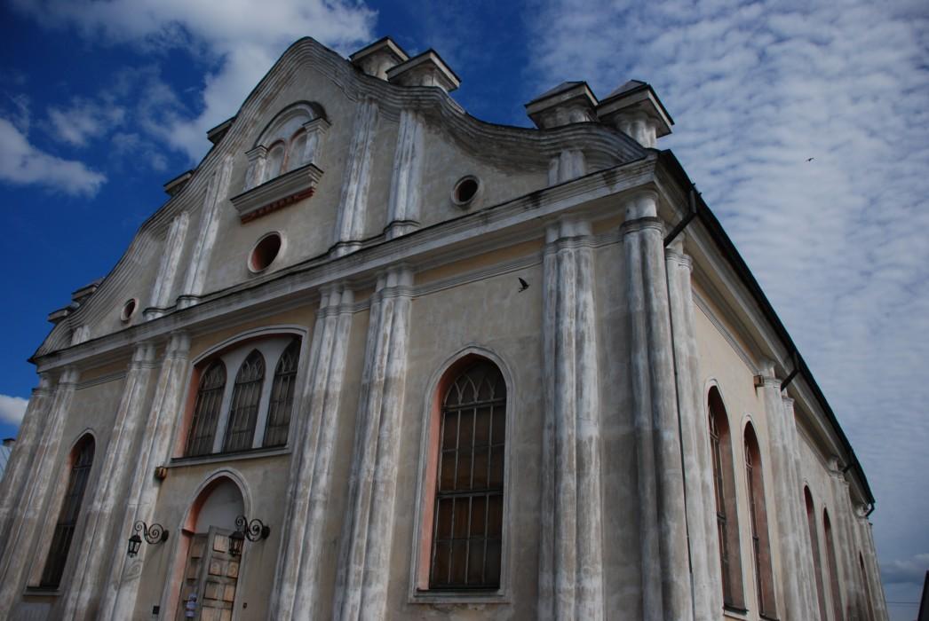 Biała Synagoga w Sejnach