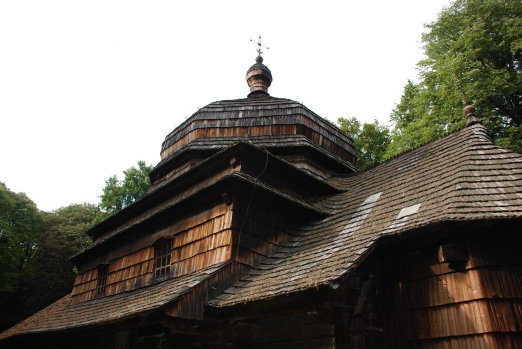Cerkiew p.w. Wniebowstąpienia Pańskiego w Uluczu