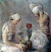 Leopold Gottlieb – malarz pogrążonych w zadumie twarzy _oraz smukłych, pochłoniętych pracą postaci