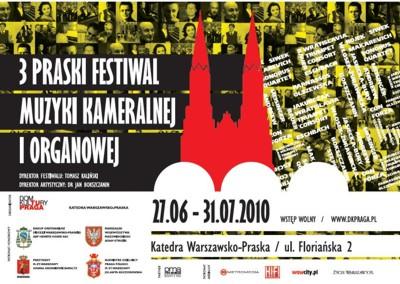 3 Praski Festiwal Muzyki Kameralnej i Organowej