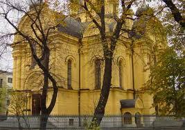 Warszawska Praga. PrawosławnySobór Metropolitalny św. Marii Magdaleny