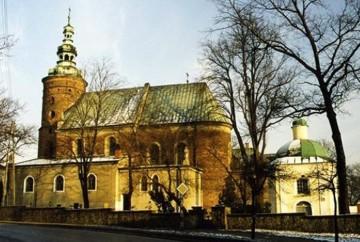 Kościół św. Barbary w Częstochowie.
