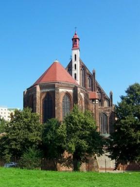Kościół  p.w. św. Jana Ewangelisty w Szczecinie