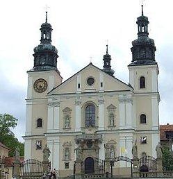 Sanktuarium w Kalwarii Zebrzydowskiej.
