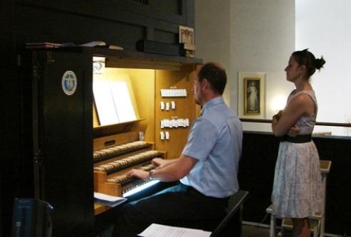 VI Legionowski Festiwal Muzyki Kameralnej i Organowej – 22 sierpnia 2010
