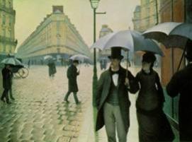 Pod jednym parasolem…
