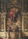 Barokowe obrazy religijne Hermana Hana.