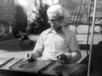 Józef Krupski – cymbalista ludowy