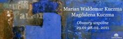 Wystawa Mariana i Magdaleny Kuczma w Galerii Platan