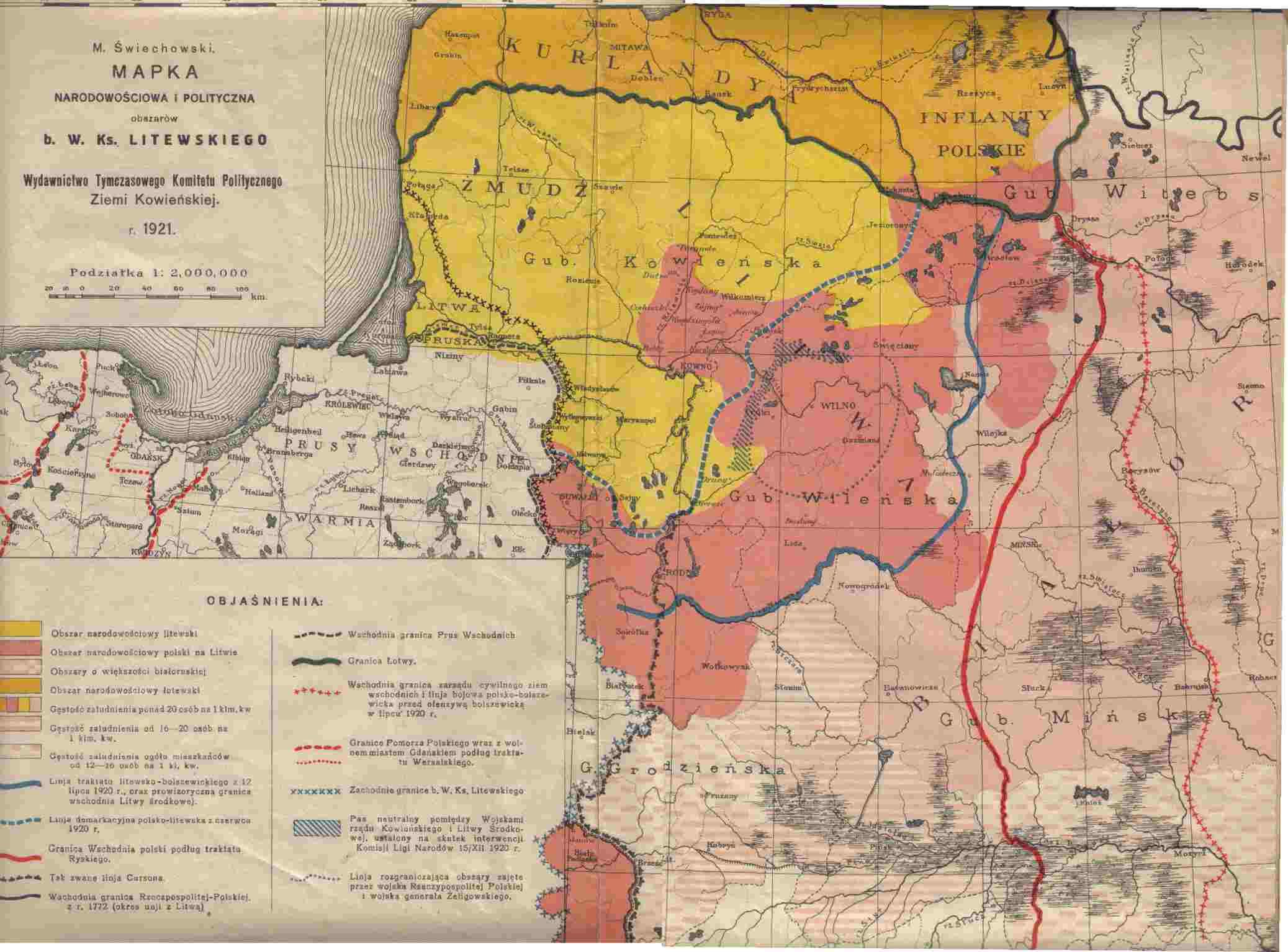 Wielkie Księstwo Litewskie, czyli dyskusja o współczesności