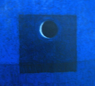 Kwadratowe wycinki pejzażu – wystawa prac Witolda Adamczyka.
