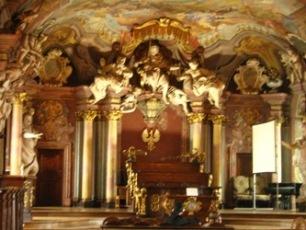 Aula Leopoldyńska – spełniony sen o symbiozie sztuk.
