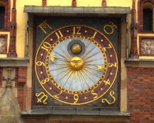 Rynek we Wrocławiu – pamiątka po średniowiecznym placu targowym.