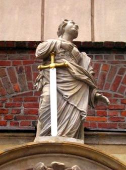 Kościół świętych Stanisława, Doroty i Wacława – świątynia pojednania trzech narodowości.