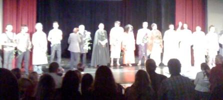 Mistrz i Małgorzata – interpretacja Teatru 13