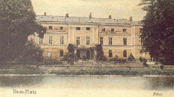 Pałac Dernałowiczów – mińskie zagłębie kultury