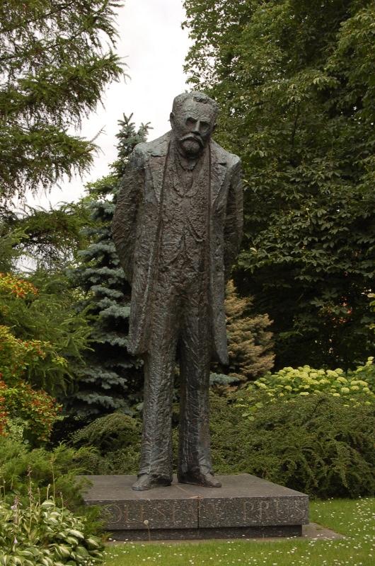 Pomnik Bolesława Prusa