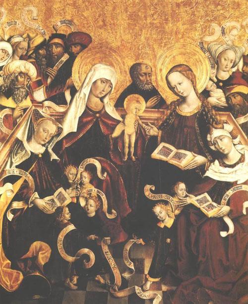 Mistrz z rodziny Marii