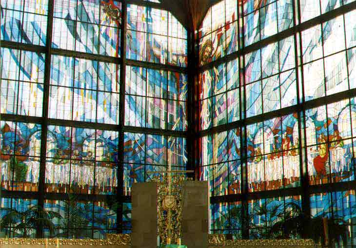 Rypiński Chrystus ze szkła