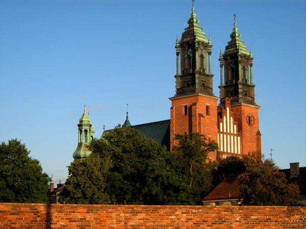 Najstarsza katedra w Polsce.